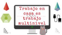 TRABAJO EN CASA ES TRABAJO MULTINIVEL