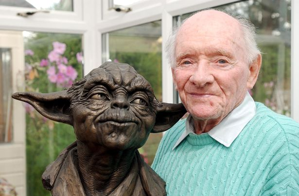 Stuart Freeborn creador del Maestro Yoda